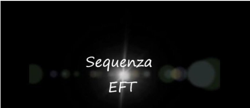 EFT: sequenza e set up