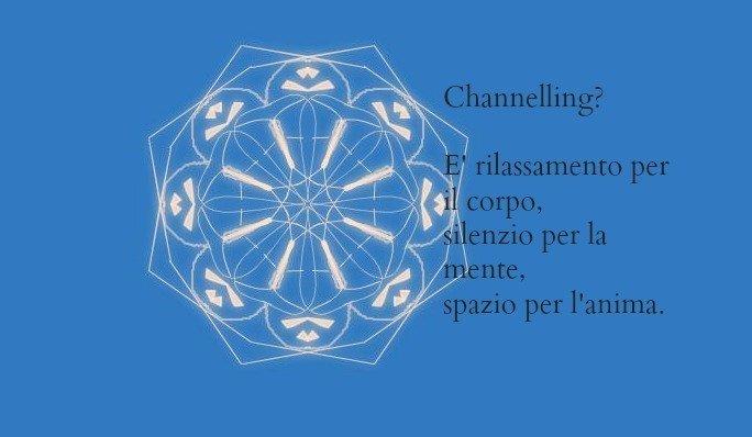 Channelling: esercizio graduale