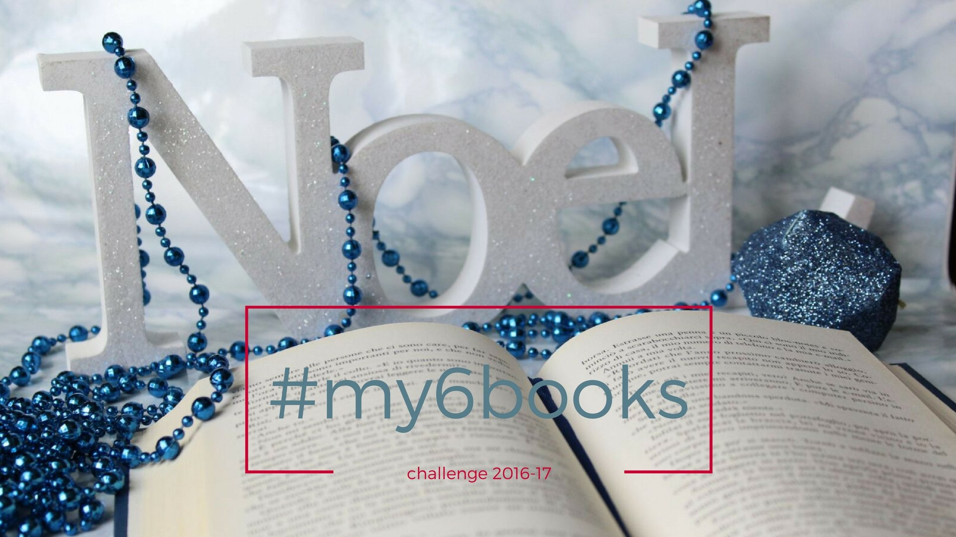 challenge #my6books