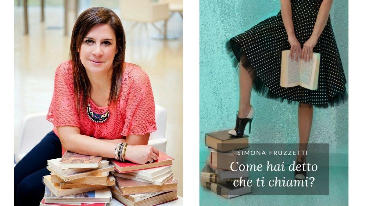 Simona Fruzzetti a Intervista donna