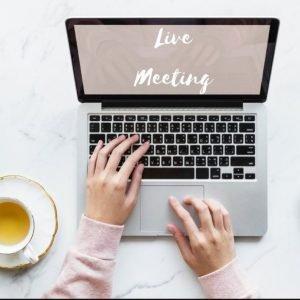 Live meeting - incontri olistici