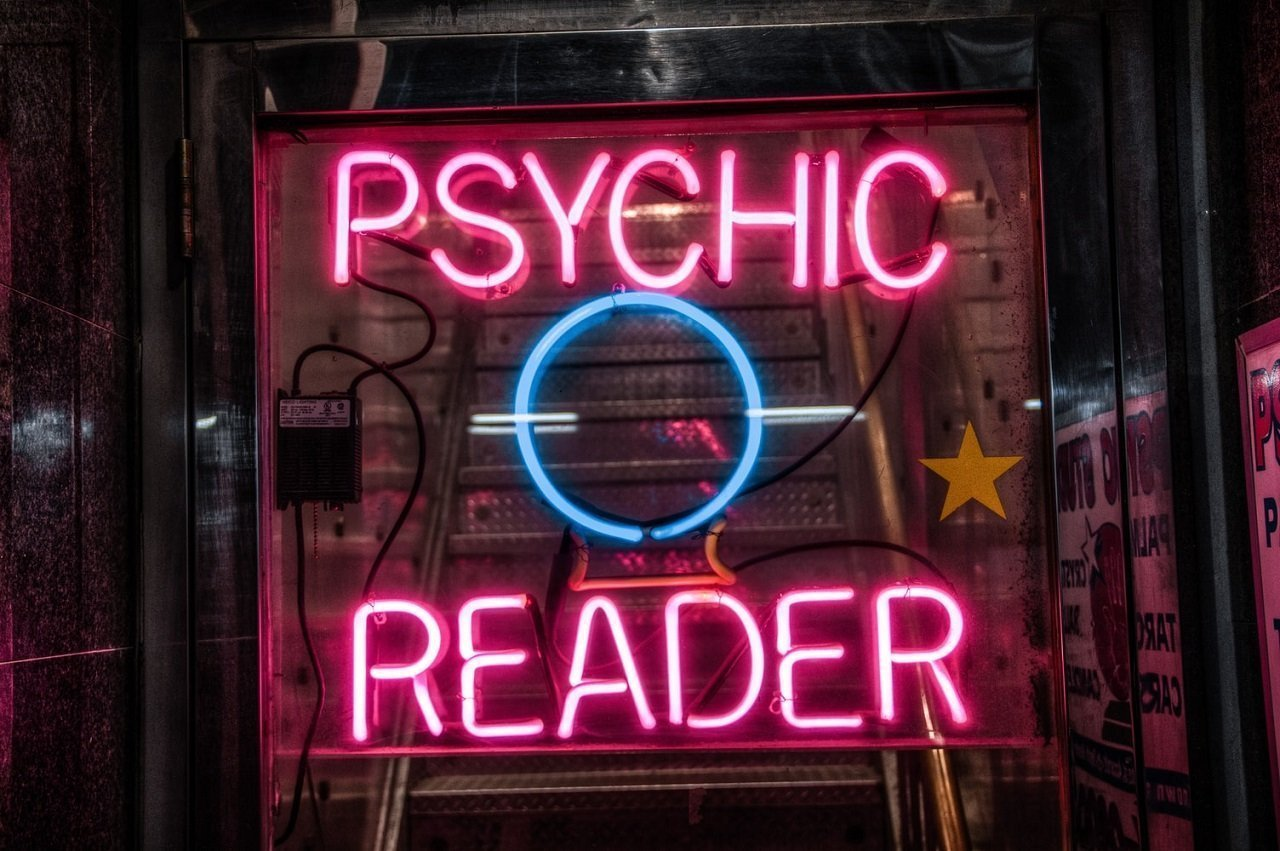 lettura psichica: la paura